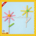Wholesale Round Edge Wooden Ice Cream Stick