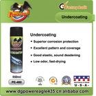 Rubberized Undercoating Spray