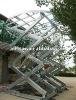 hydraulic stage platform lift