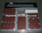 200PCS SELF-STICK PADS & BUMPERS