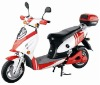 electric motoycycle/scooter with 600w brushless motor and leadacid battery TD679Z