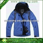 Man's Water-proof Breathable with Inside Liner Twin-set Winter Jacekt
