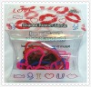 romantic love wide rubber band