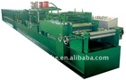 Z shaped purling cold forming machine