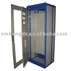 Low Voltage Switch Cabinet with double doors and internal plate
