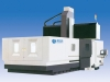 Planer-type CNC machinery center