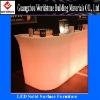 custom-made LED light acrylic sofa for home/bar
