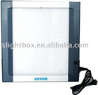 Single section x-ray film illuminator/LED backlight