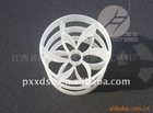 Patented product:plastic wheel ring for in chemical for mass transfer