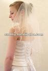 2013 hotsell beaded wedding veils 0J106C