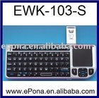 Mini Wireless Keyboards with touchpad