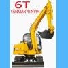 Hydraulic Excavator 6T