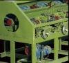 8 wheel heads big type round tube polishing machine