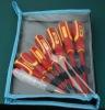 VDE insulated screwdriver bits
