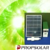 Solar energy system for home use