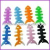 high quality fish bone soft silicone cable winder