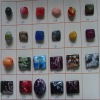 pearl double-color beads candy bead for garment or clothes