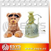 lovely plush bear toy with motion doll/swaying doll/mechanical device