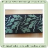 factory supply fabric knitted jacquard webbing strap