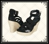 2012 fashionable handmade women sandals