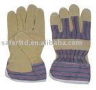 supply pig split pasted cuff 1292 glove