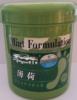 mint moisturizing and cool feet treatment care oil