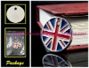 UK FLAG Metal Promotional Keychain