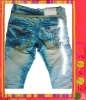 Newest men's fashion jeans