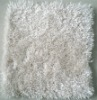 polyester silk area rug