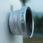 0.67X Wide Angle with Macro for ipad iphone 4S Mobile Phone Lens