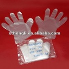 disposable PE glove embossed (27)