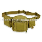 Tactical Waist Pack SGS standard Fabric Waterproof Manufacture