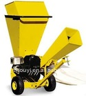 Petrol Chipper Shredder with loncin engine 6.5HP