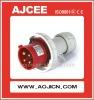 industrial plug 220v , flat electric plugs , female electrical plug