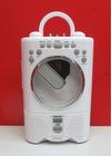 shower clock cd radio