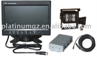 """New style ccd car rearview camera with TFT monitor 7"""" LCD monitor"""