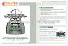 Computerized jacquard circular Knitting/Weaving Machine