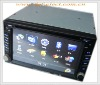 6.2'' touch screen 2din car dvd with GPS,bluetooth,radio,Ipod and TV