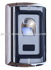 Stainless Steel biometric fingerprint RFID access control with IR Remote