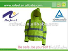 High Visibility Flame Retardant Anti-Static Bomber Jacket