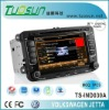 car audio gps dvd for VOLKSWAGEN JETTA Multimedia Player with GPS & bluetooth function supports iPod