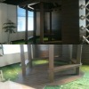 PVC/PE building material
