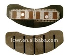 brake shoes for train