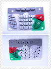 Newest design atm silicone keypad