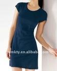 Fashionable ladies casual tshirt Dress