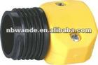 "WD22004, 1/2"" plastic garden hose connectors"