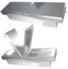 Aluminum tool case for truck