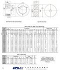 Hubs / Steel Hubs / Weld-on Hub - HP2 series