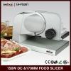 150W DC&170mm Electric Food Slicer/Food Processor (ETL approval) 1A-FS302