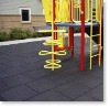 playground safty surface Rubber Tile